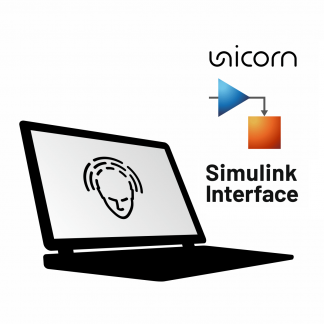 Unicorn Simulink Interface Icon