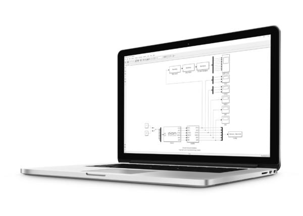 unicorn simulink interface software